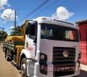 Fazemos também entregas com caminhão munck para facilitar e garantir a qualidade de seu produto.