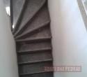 Escada em Granito Ocre.