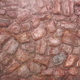 Pedra Madeira Rosada