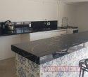 Cozinha em Granito Via Lactea